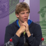 Watch: Kevin Anderson press conference