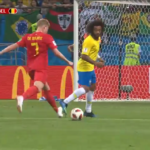 Highlights: Brazil vs Belgium