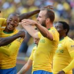 Sundowns win first-ever Shell Helix Cup
