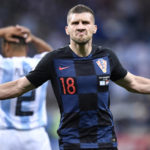 One of the breakout stars from the World Cup, Ante Rebic of Croatia.
