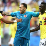 Ospina: England don't frighten Colombia