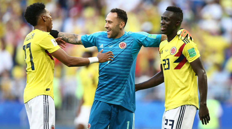 Ospina:England don't frighten Colombia