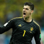 Thibaut Courtois of Belgium.