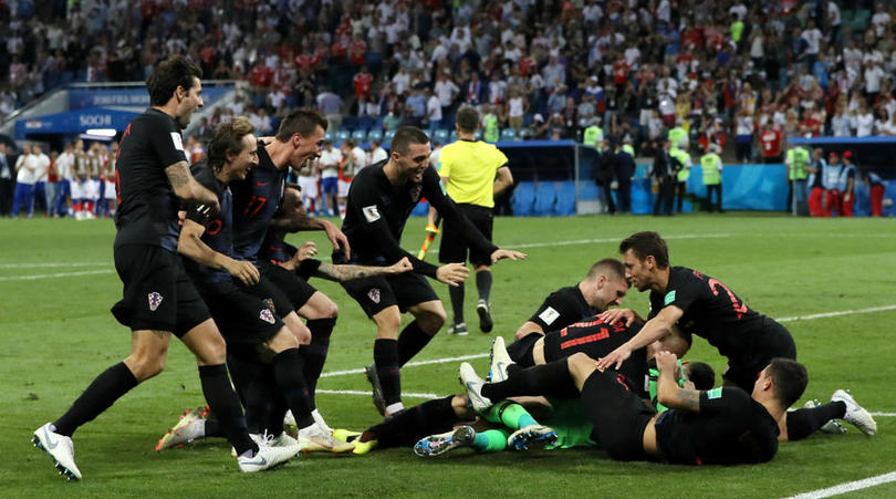 Semis beckon but Croatia nothing like iconic '98 team