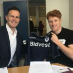 New Bidvest Wits signing Simon Murray.