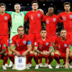 England team photo.