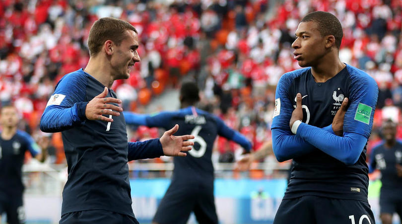 Uruguay ready to face down Mbappe threat