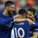Fabregas: We need Hazard at Chelsea