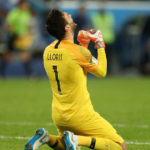 Hugo Lloris of France.