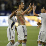 Watch: Zlatan nets first MLS hat-trick