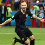 Ivan Rakitic of Croatia