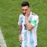 Messi avoids media after Argentina crash out of WC