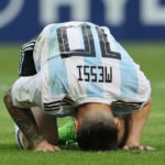 Messi matches Maradona but WC drought goes on