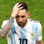 Fourth time unlucky: Messi's WC dreams left in tatters
