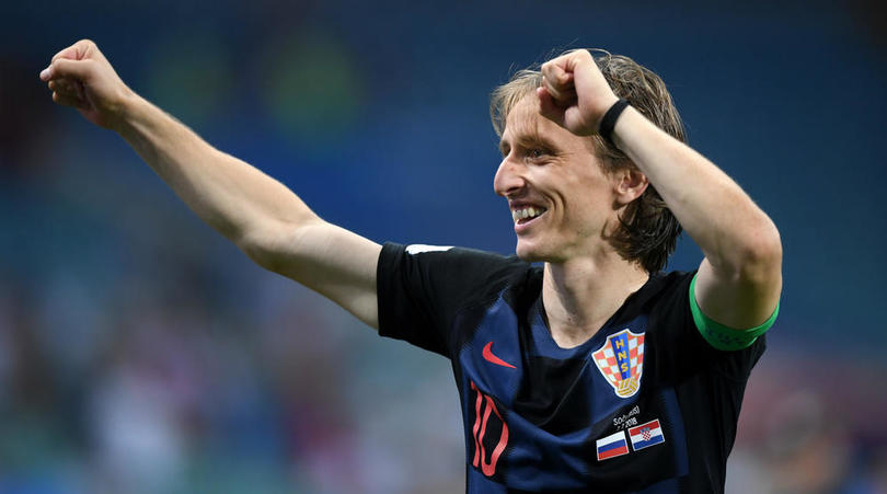How refugee Modric rose to rule Russia