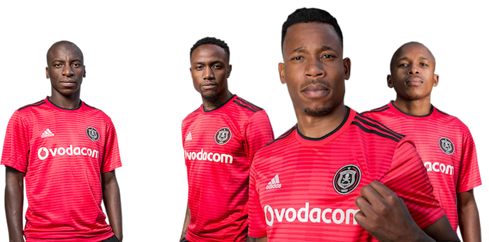 0789dd78fcb Orlando Pirates  Have you seen the new home and away kits