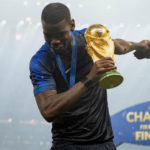Paul Pogba of France.