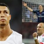 Ronaldo to Juve: Ibra, Robben and Europe's greatest league-hopping champions