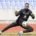 Brilliant Khuzwayo of Orlando Pirates.