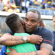 Benni McCarthy and Teko Modise