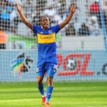 Thabo Nodada of Cape Town City.