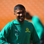 Mamelodi Sundowns left back Lyle Lakay