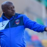 Daniel Malesela former coach of Chippa United.