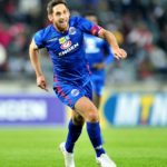 Dean Furman of Supersport United