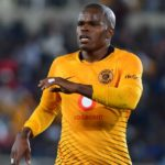 Willard Katsande of Kaizer Chiefs