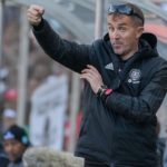 Mlutin Sredojevic, head coach of Orlando Pirates.