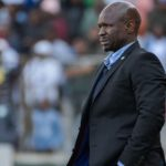 Steve Komphela, head coach of Bloemfontein Celtic.