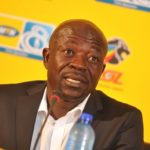 Kaitano Tembo coach of Supersport United