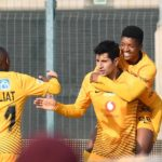 Kazier Chiefs players Leonardo Castro and Khama Billiat