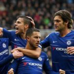 Chelsea edge Newcastle