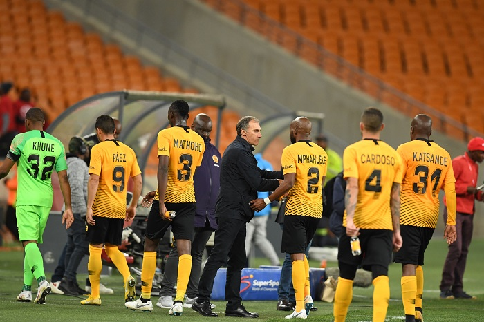 Chiefs vs Wits
