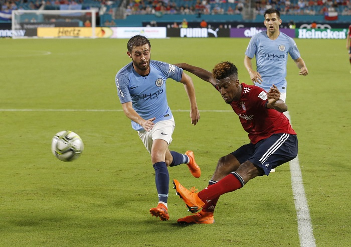 City, PSG are global inflaters of transfer fees - Bayern