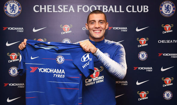 Chelsea secure loan signing of Real's Kovacic