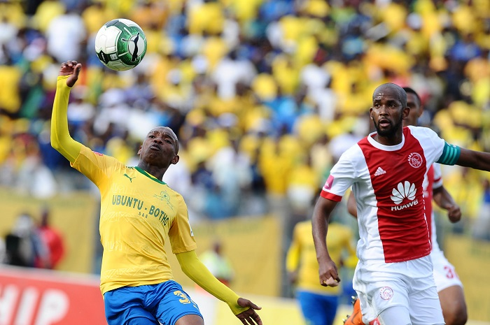 Mosa Lebusa signs for Sundowns