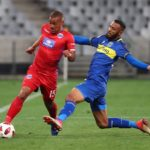 Supersport United's Fagrie Lakay