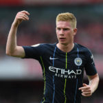 Kevin De Bruyne of Manchester City.