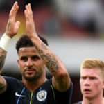 Kyle Walker of Manchester City.