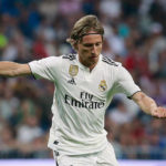 Modric: I'm extremely happy at Real Madrid