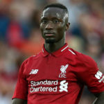 Naby Keita of Liverpool.
