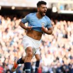 Sergio Aguero of Manchester City.