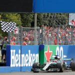 Hamilton extends lead with Monza victory
