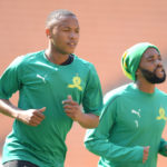 Andile Jali and Oupa Manyisa