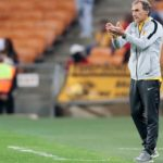 Giovanni Solinas, coach of Kaizer Chiefs.