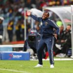 CT City coach Benni McCarthy