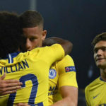 Chelsea secure victory in Europa League