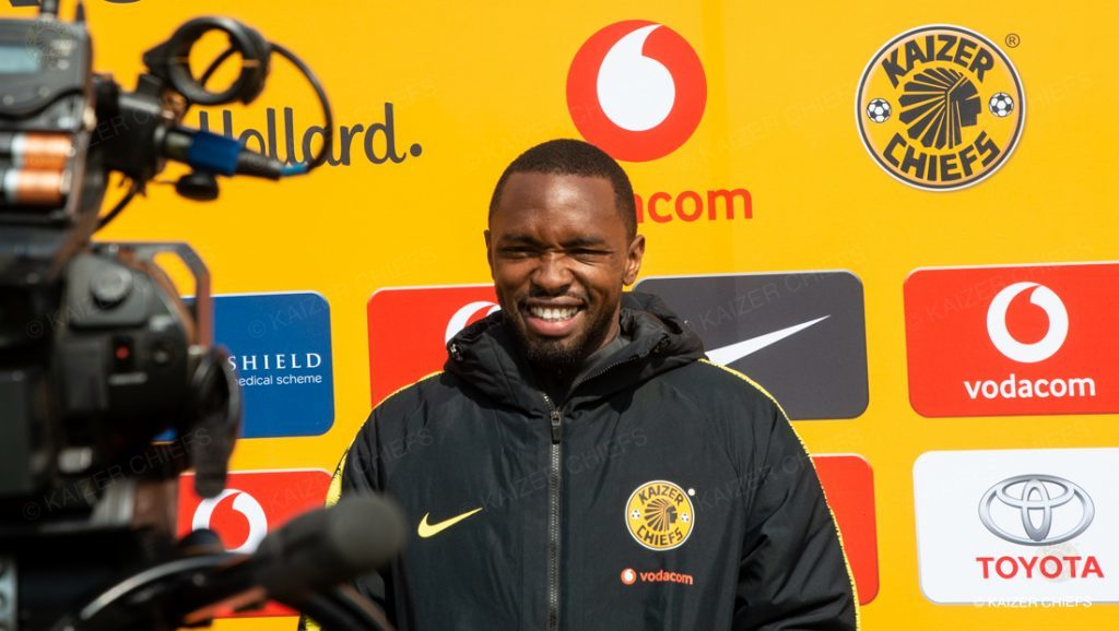 Parker: Amakhosi back to playing 'Chiefs' way